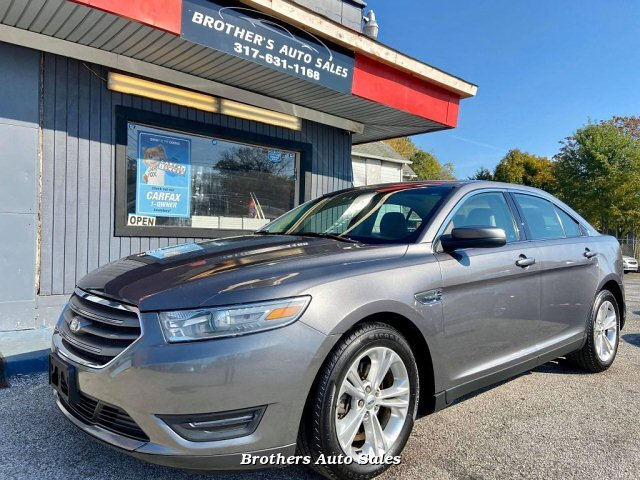 2014 Ford Taurus SEL FWD 6-Speed Automatic