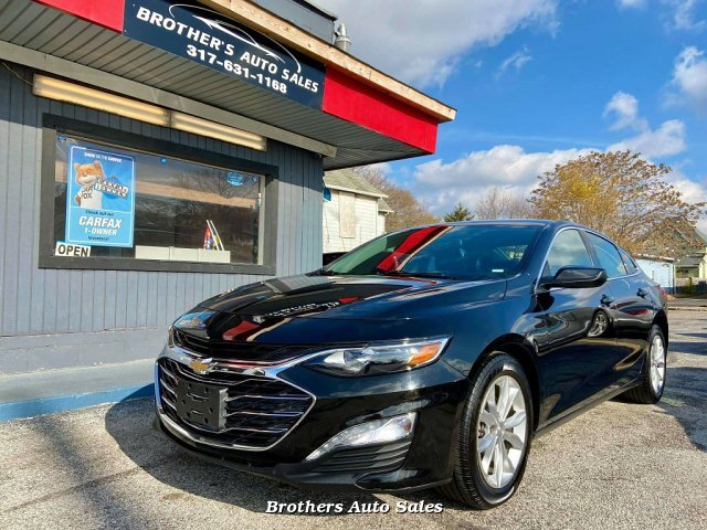 2019 Chevrolet Malibu LT 6-Speed Automatic